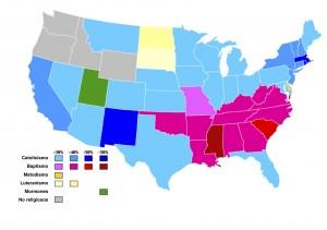el clima de estados unidos: