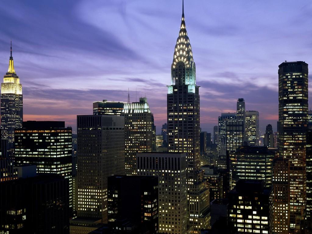 Skyline de Nueva York.