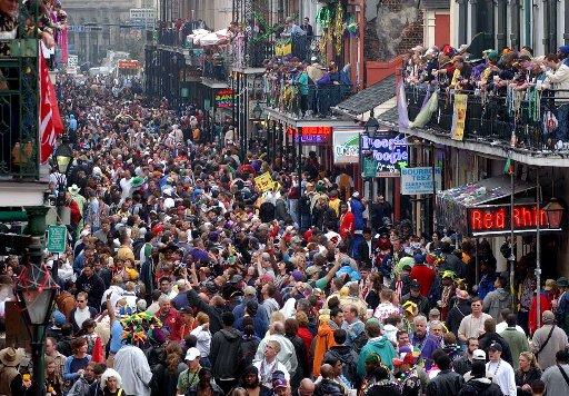 Se acerca el Mardi Gras de Nueva Orleans