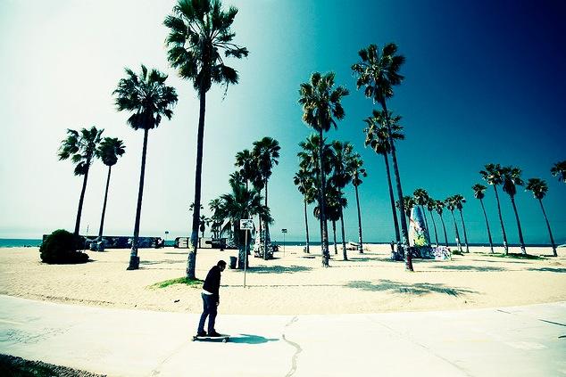 Playas de Los Ángeles