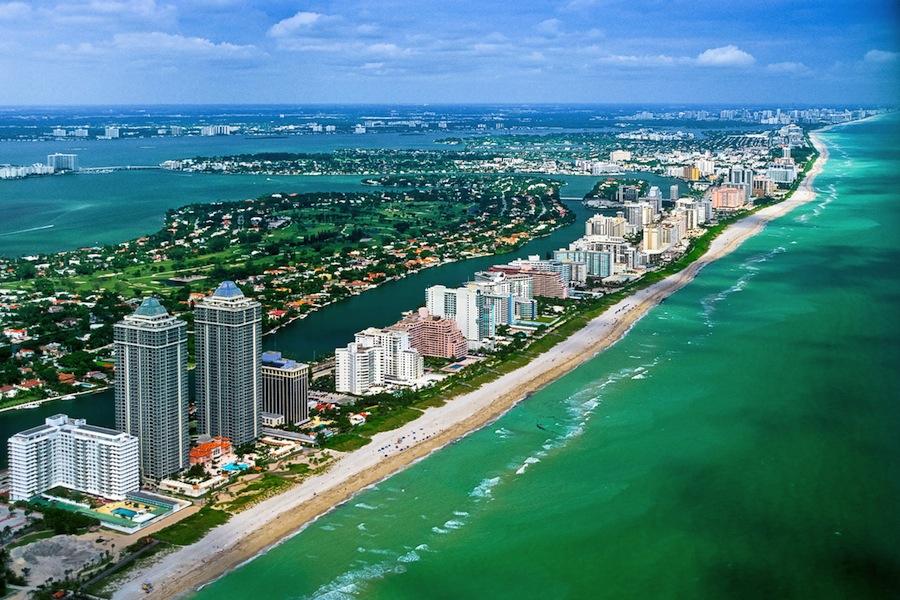 Florida lo tiene todo mar ciudad campo selva