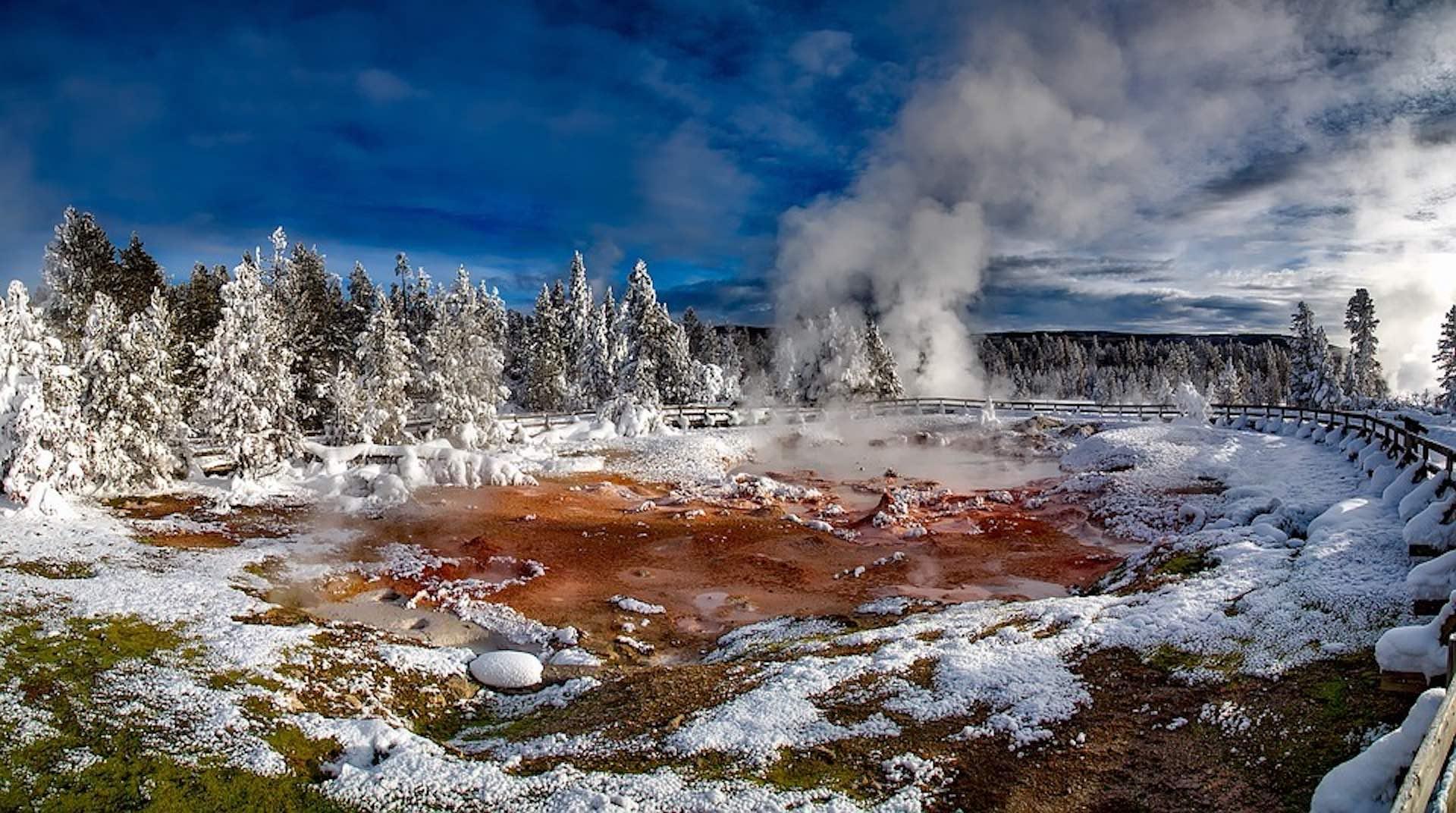 Resultado de imagen para Parque Nacional de Yellowstone