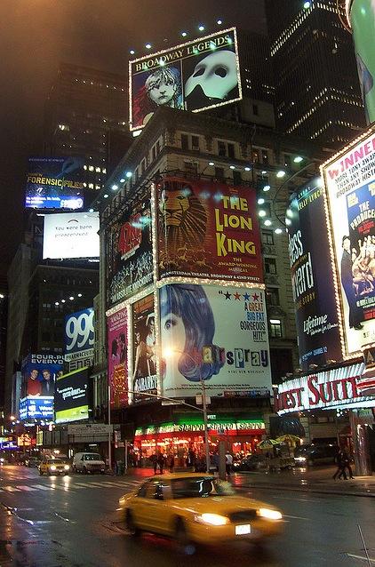Teatro en Estados Unidos