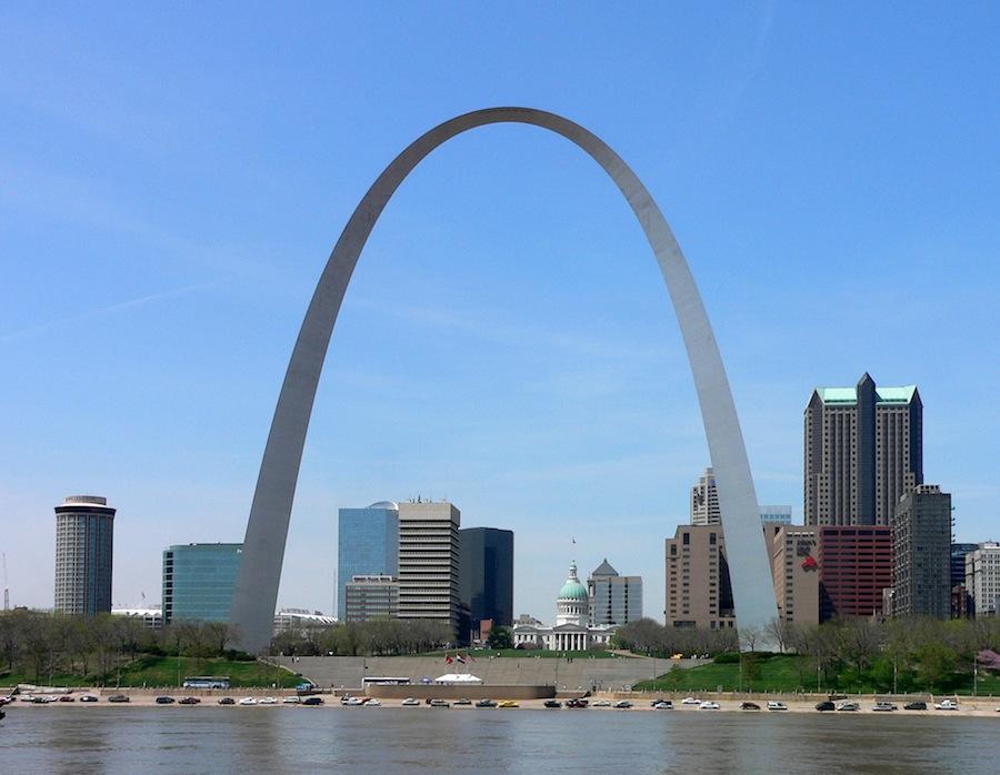 San Luis Turismo Saint Louis St Louis Guia Estados Unidos