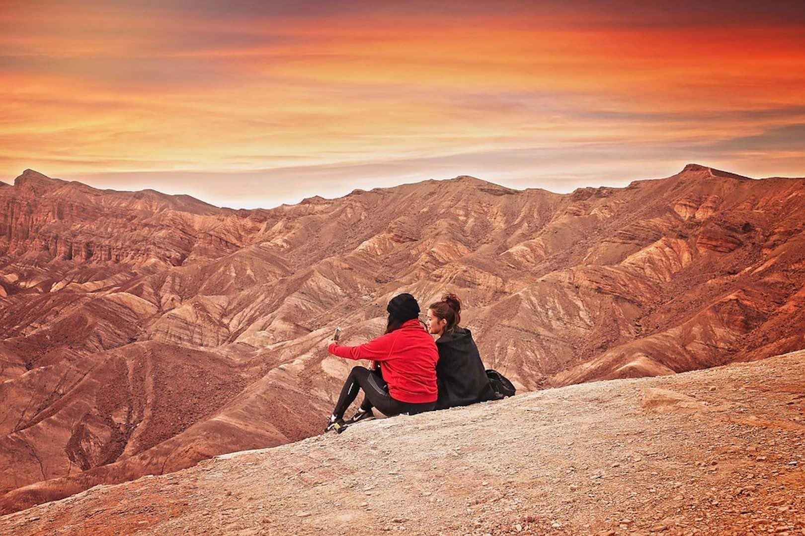 Parque Nacional Del Valle De La Muerte Guia Turismo Estados Unidos