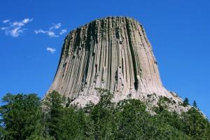 La Torre del diablo, en Wyoming