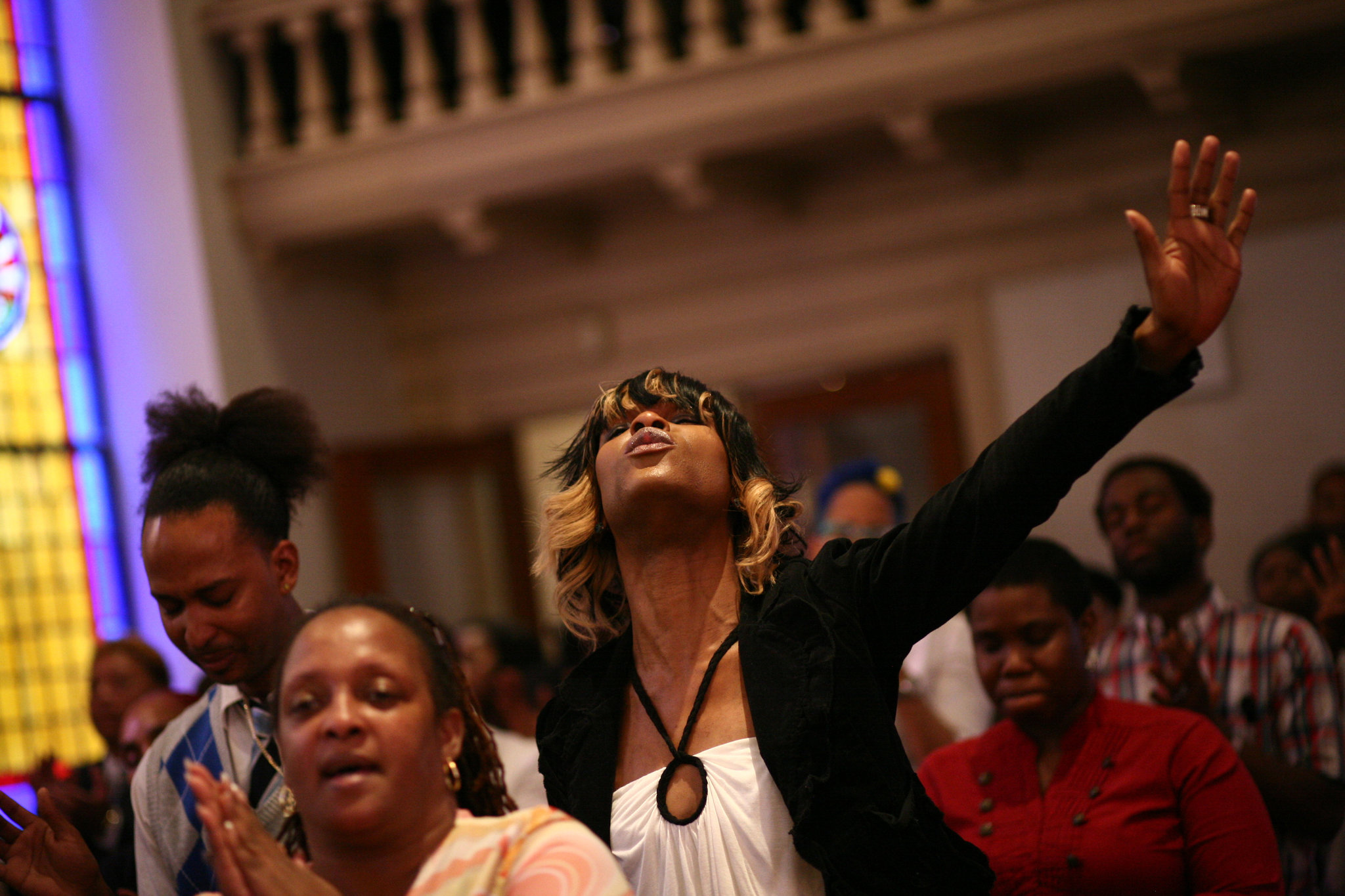 Descubre el verdadero Gospel en Harlem