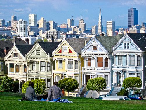 Las Casas Victorianas De San Francisco Guía Turismo Estados Unidos
