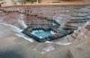 Los jardines de agua de Fort Worth, Texas